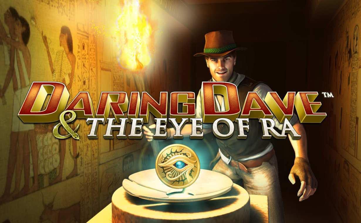Daring Dave and the Eye of Ra