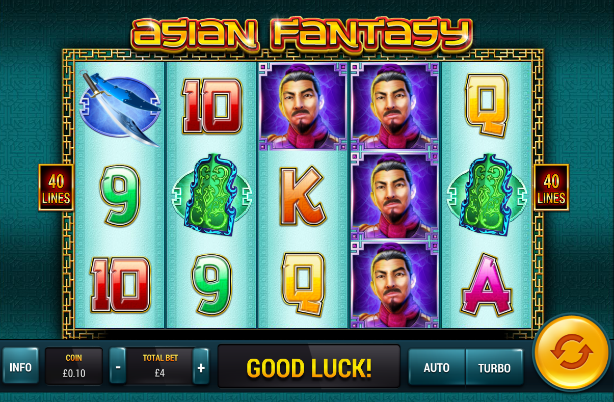 Spiele Asian Fantasy - Video Slots Online