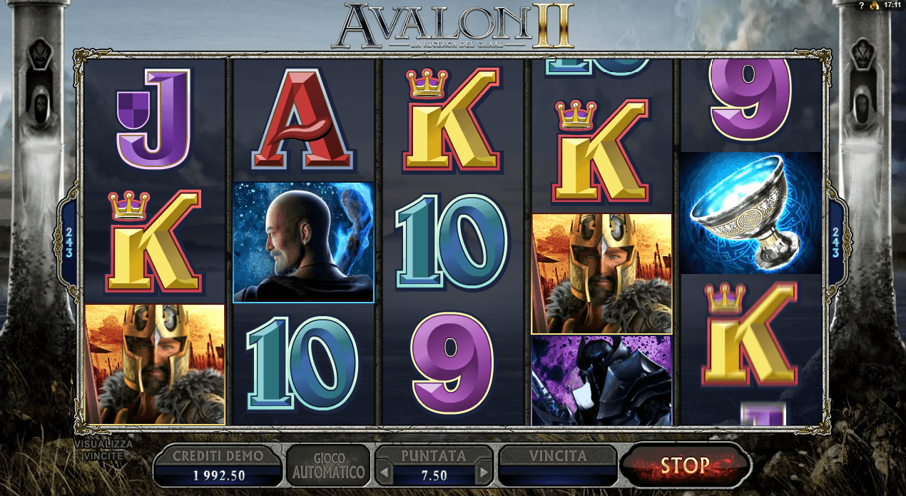 Spiele Avalon II - Video Slots Online