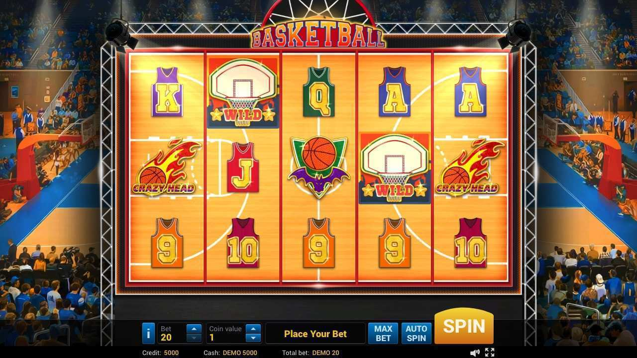Spiele Basketball - Video Slots Online