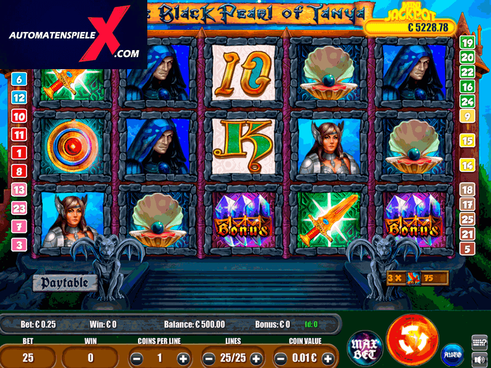 Spiele Pearls Of India - Video Slots Online