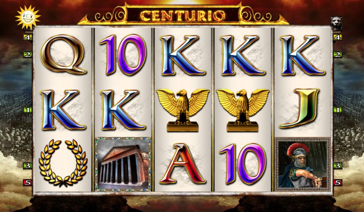 Spiele Centurio - Video Slots Online