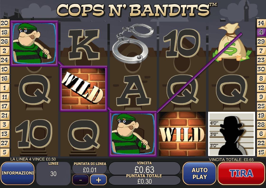 Spiele Cops N Bandits - Video Slots Online