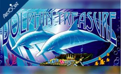 dolphin treasure slot rtp