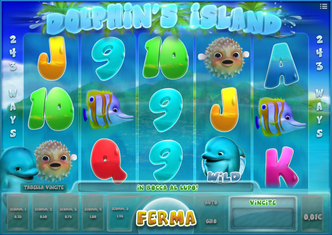Spiele DolphinS Island - Video Slots Online