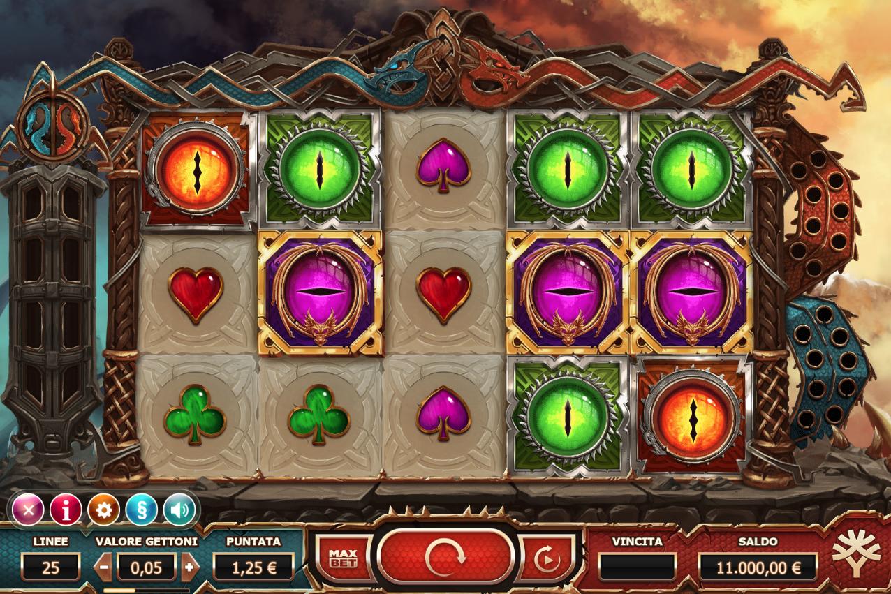 Double Dragons Slot | Free Slots No Download by Yggdrasil