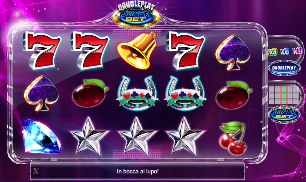 Spiele 3x Double Play - Video Slots Online