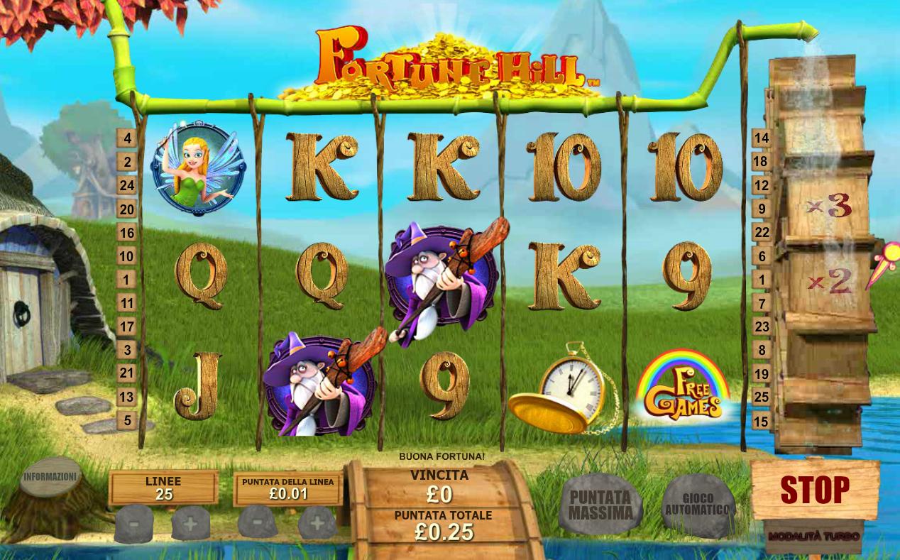 Spiele Fortune Hill - Video Slots Online