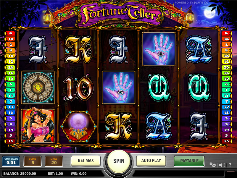 Fortune Teller Online Free Real