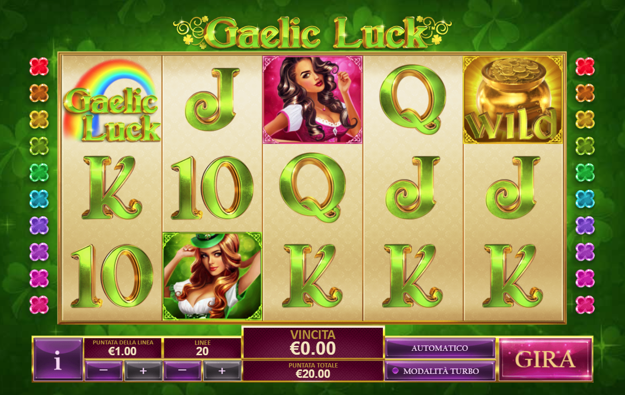 Spiele Gaelic Warrior - Video Slots Online