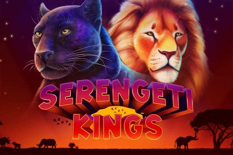 Spiele Serengeti Kings - Video Slots Online