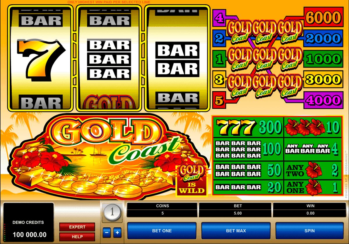 Spiele Gold Coast - Video Slots Online