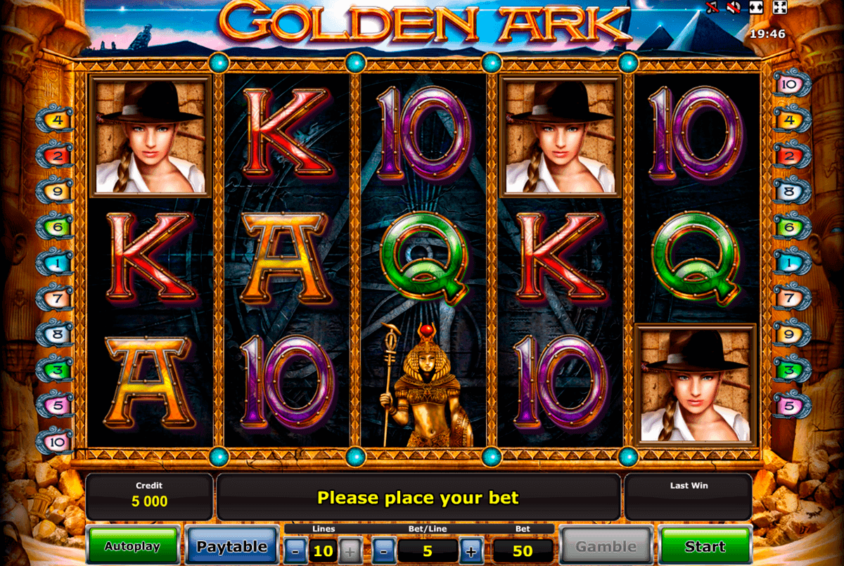 Spiele Golden Man - Video Slots Online