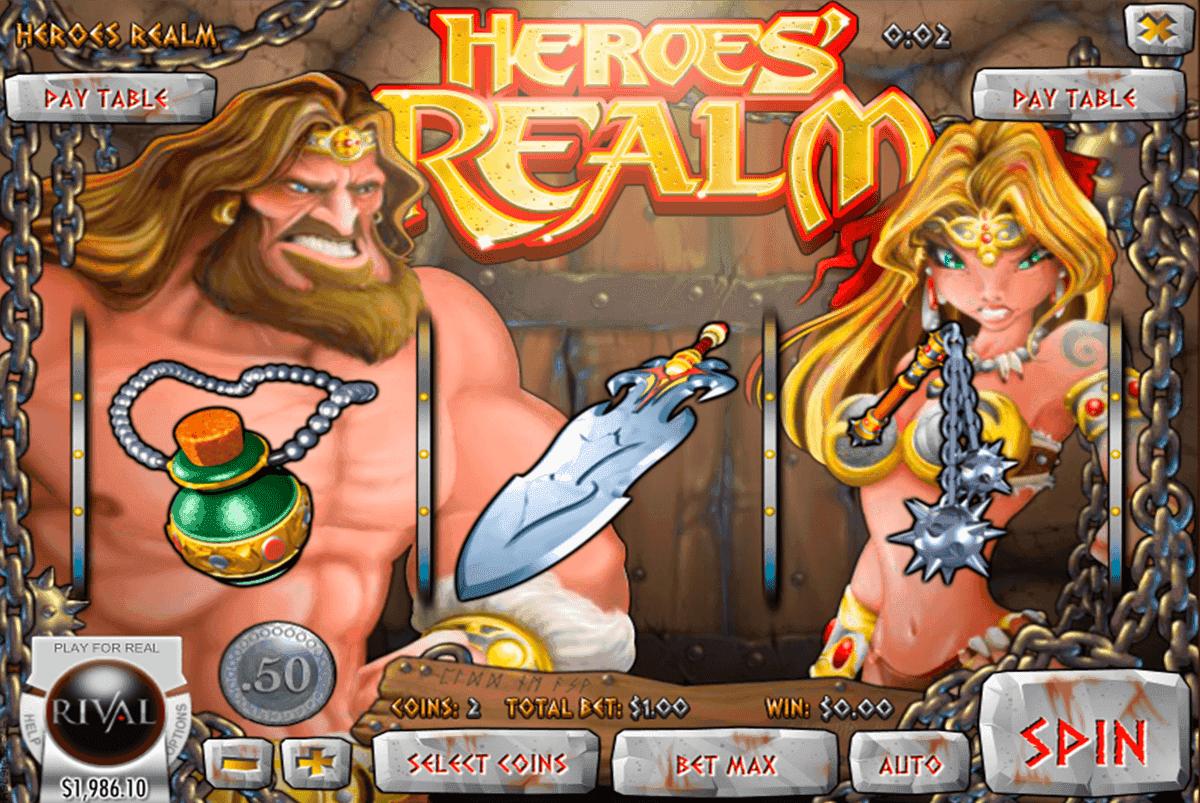 Spiele Heroes Realm - Video Slots Online