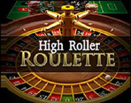 High Roller Roulette