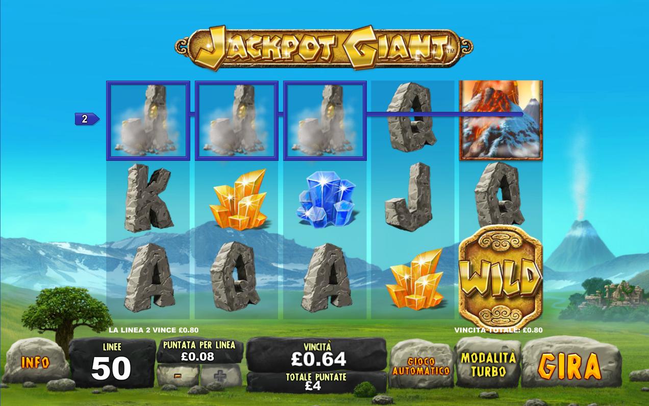 Jackpot Giant Slot Machine