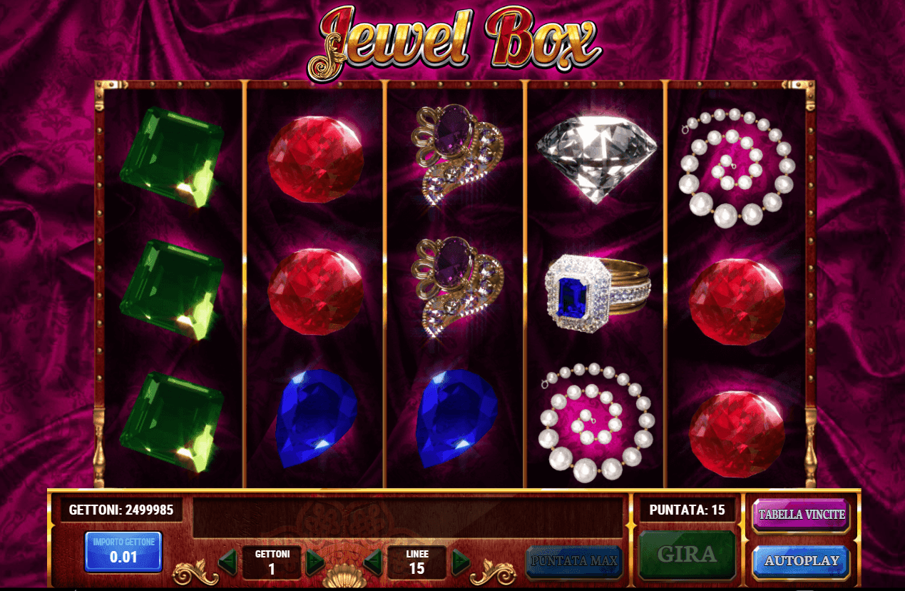 Spiele Jewel Box - Video Slots Online
