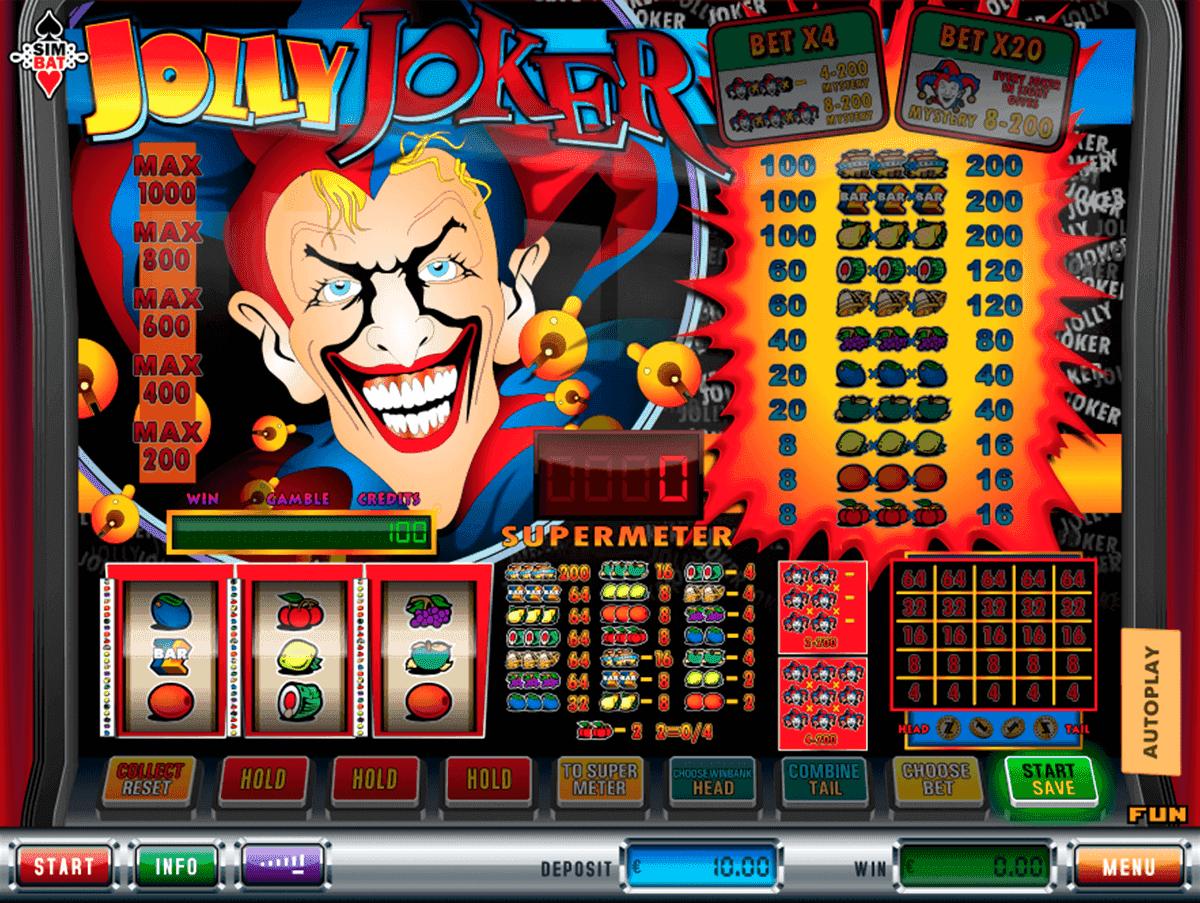 Joker Games Online Free
