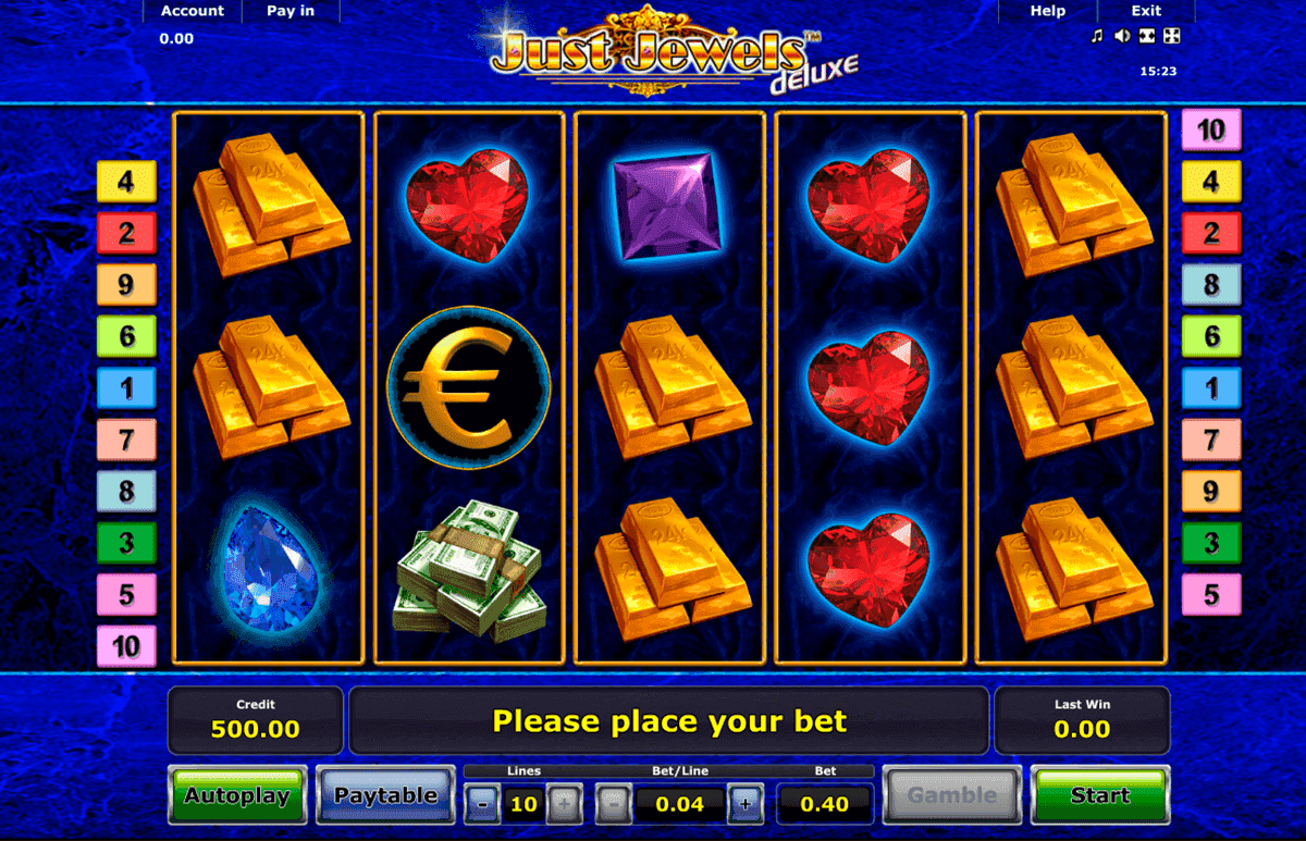 Spiele Just Jewels - Video Slots Online