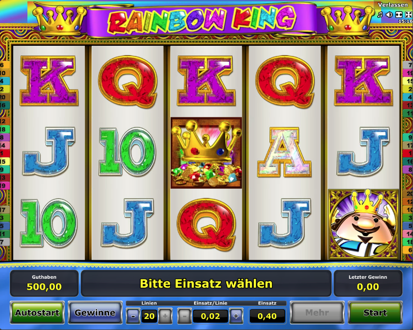 Spiele Rainbow Dice - Video Slots Online