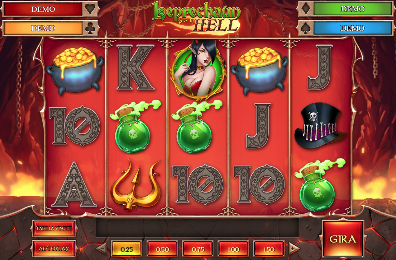 Spiele Leprechaun Goes To Hell - Video Slots Online