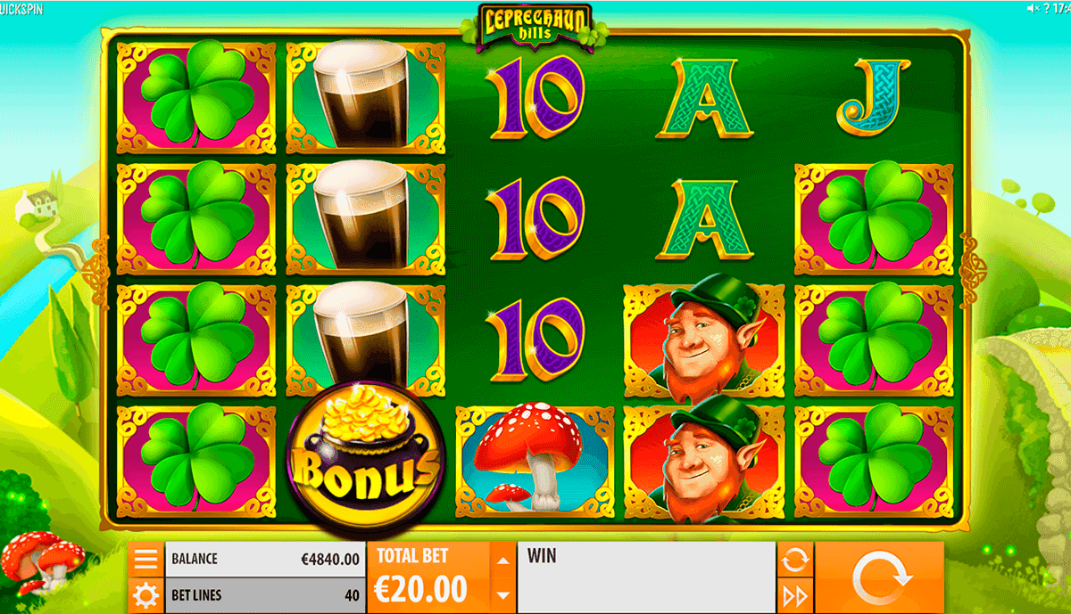 Spiele Leprechaun Hills - Video Slots Online