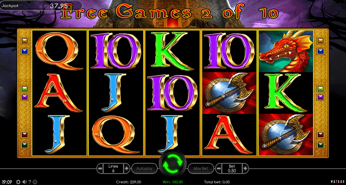 Spiele Magic Of The Ring - Video Slots Online