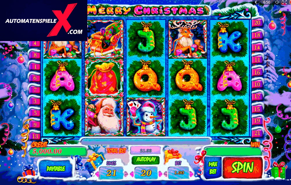 Spiele Ghosts Of Christmas - Video Slots Online