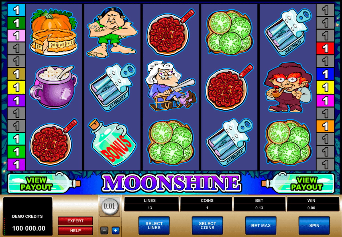 Moonshine Games