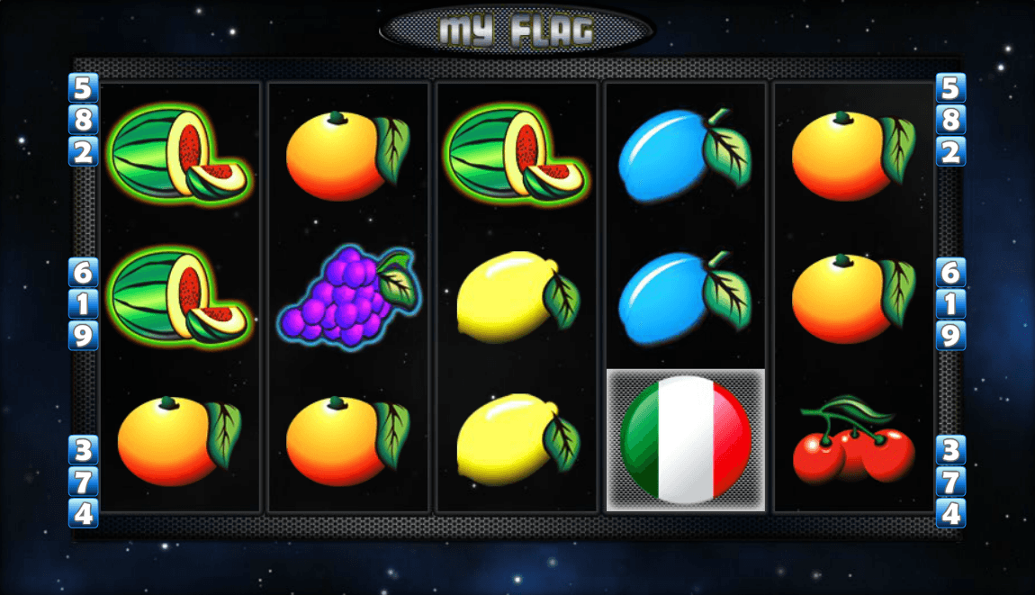Spiele My Flag - Video Slots Online