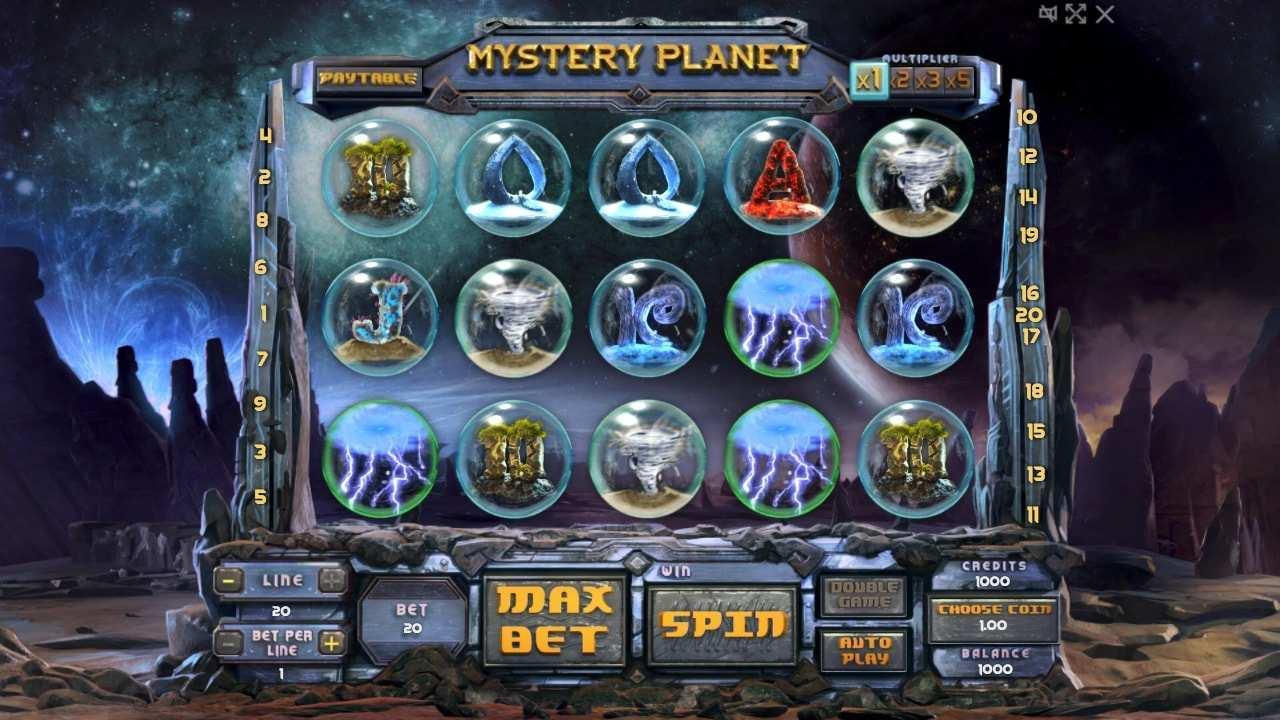 Spiele Mystery Train - Video Slots Online