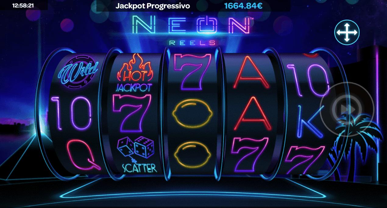 Spiele Neon Reels - Video Slots Online
