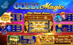 ocean magic igt