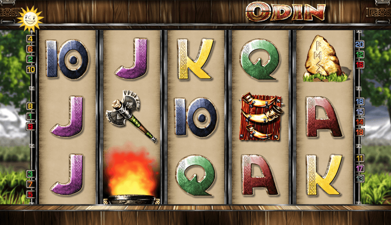 Odin Slot Machine