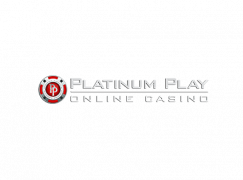 platinum play online casino logo