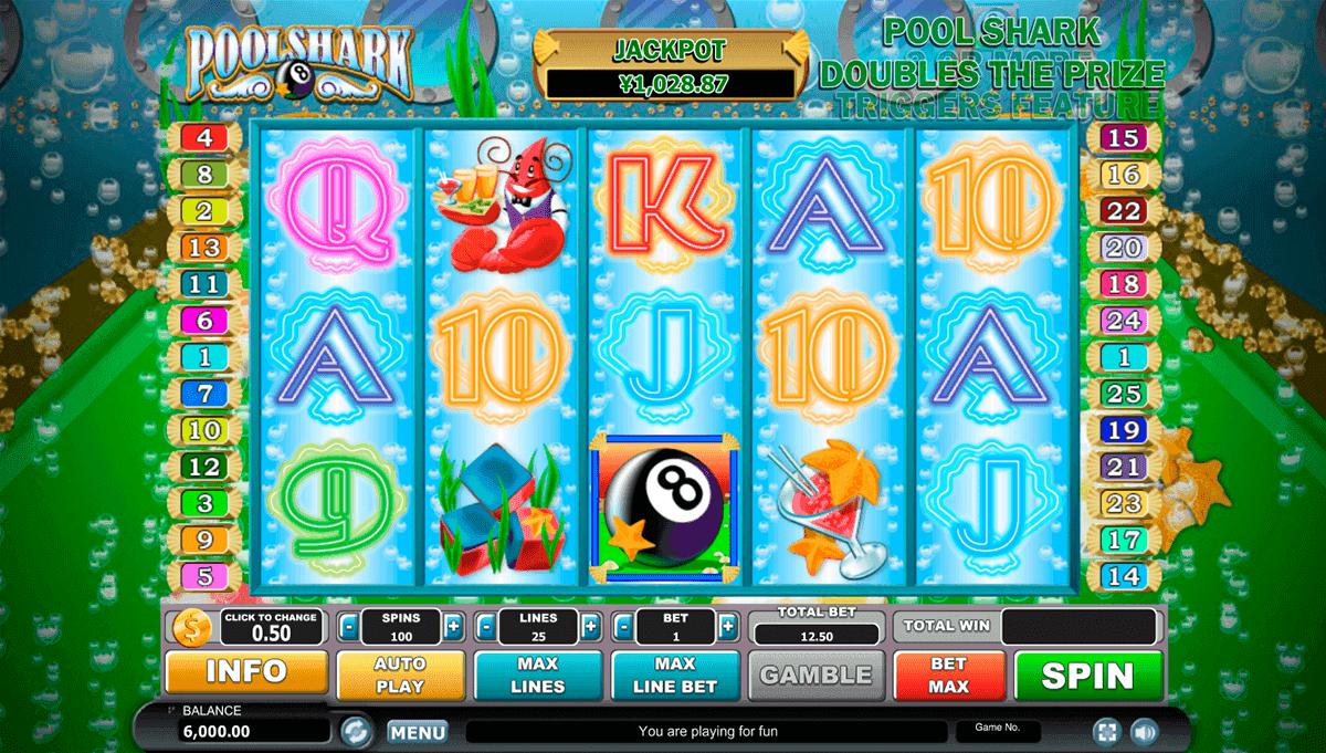 Spiele Pool Shark - Video Slots Online