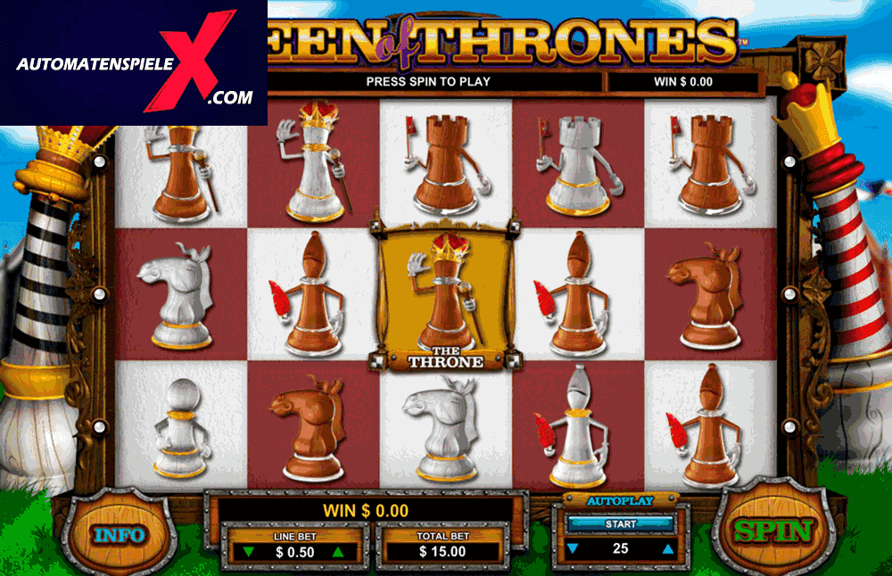 Spiele Queen Of Oceans - Video Slots Online