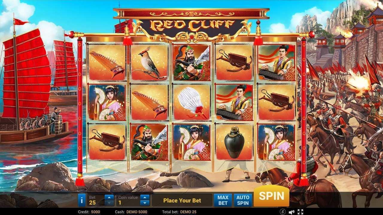 Spiele Red Cliff - Video Slots Online