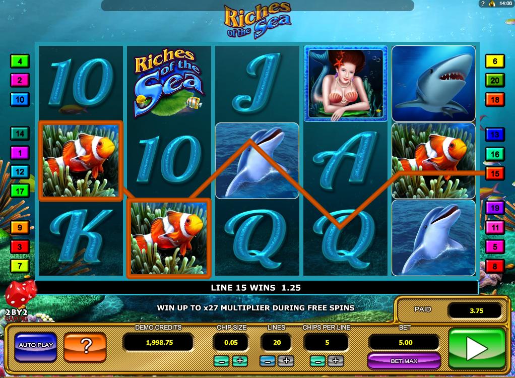 List of slot machine games