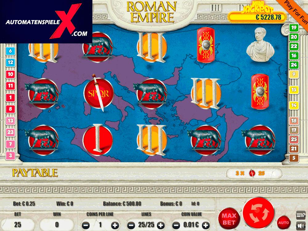 Spiele Roman Palace - Video Slots Online