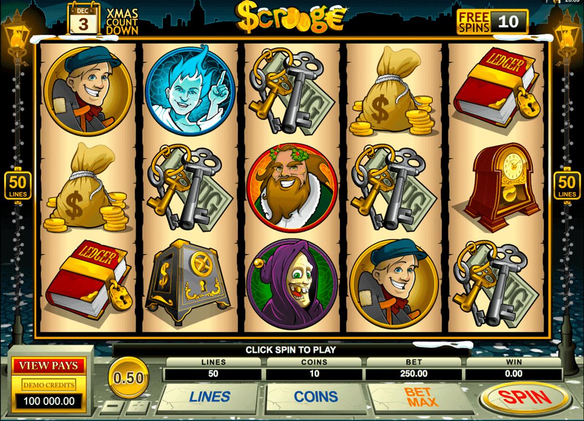 Spiele Scrooge - Video Slots Online