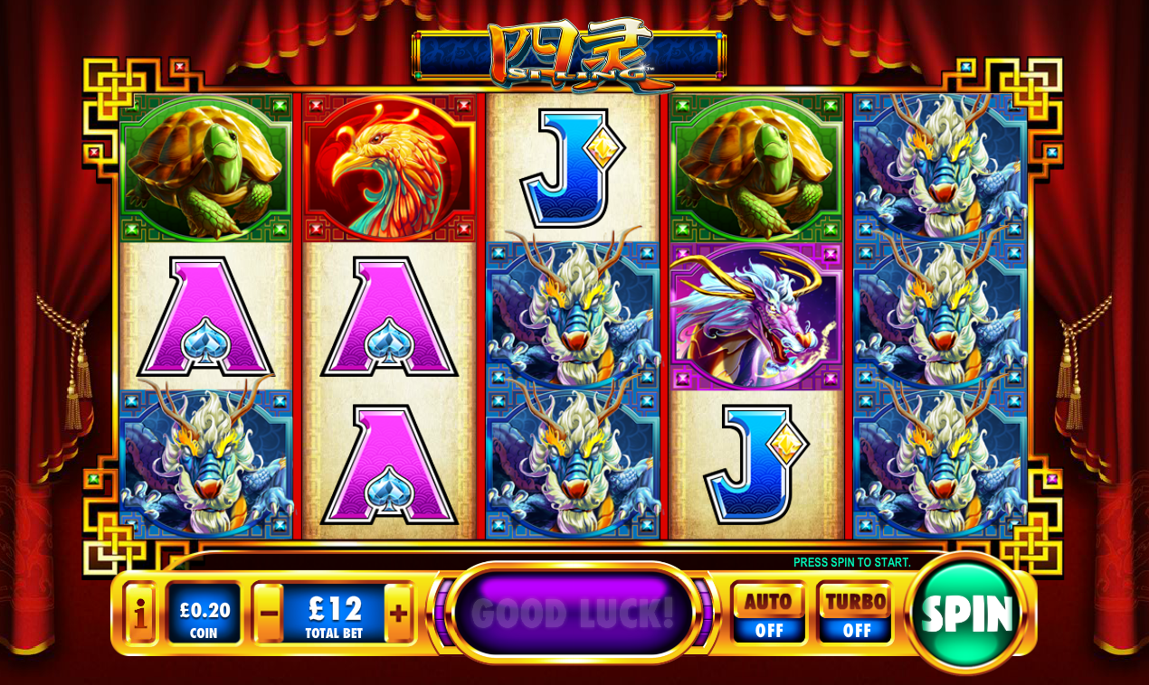 Spiele Si Ling - Video Slots Online