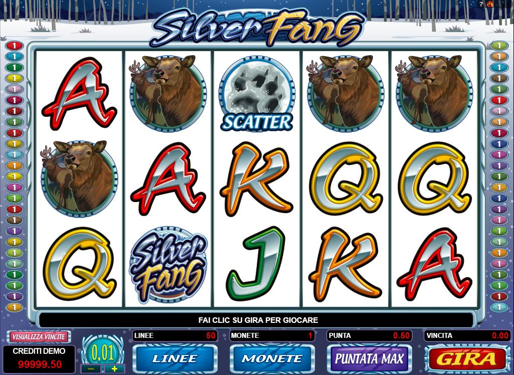 Spiele Silver Fang - Video Slots Online