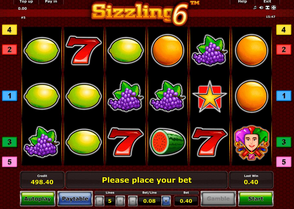 Free Zizzling Spiellen