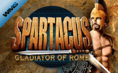 spartacus gladiaotr of rome slot machine