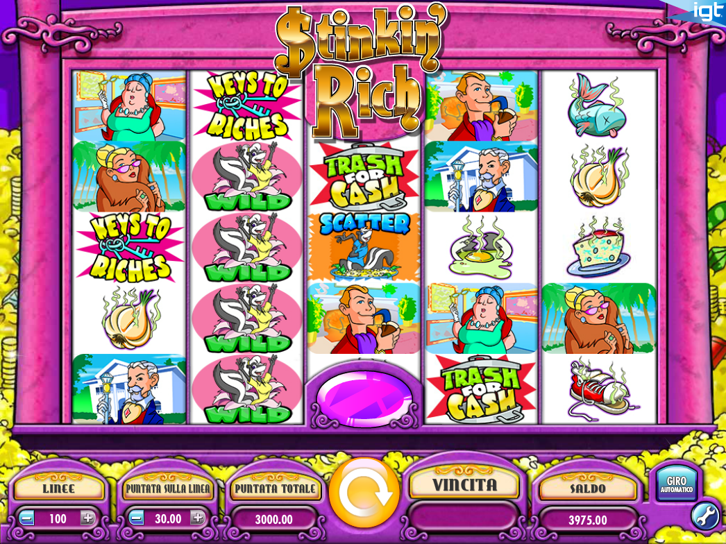 Spiele Rich & Happy - Video Slots Online