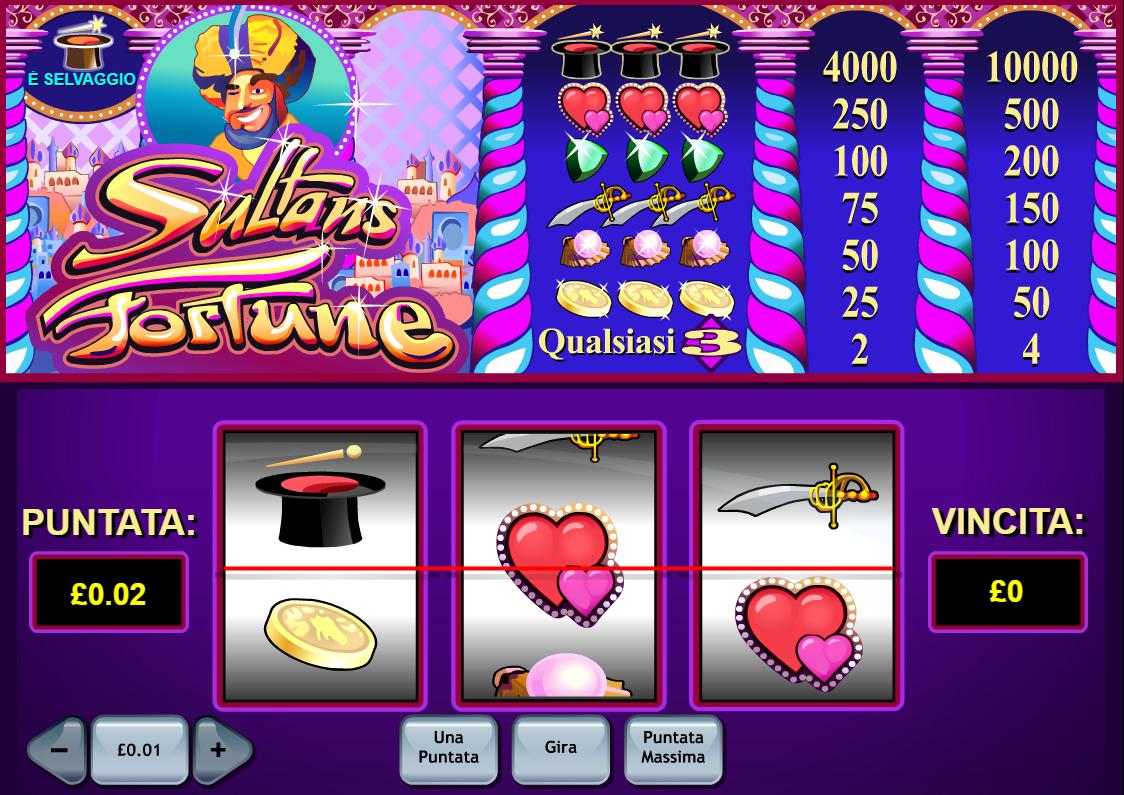 Sultans Fortune