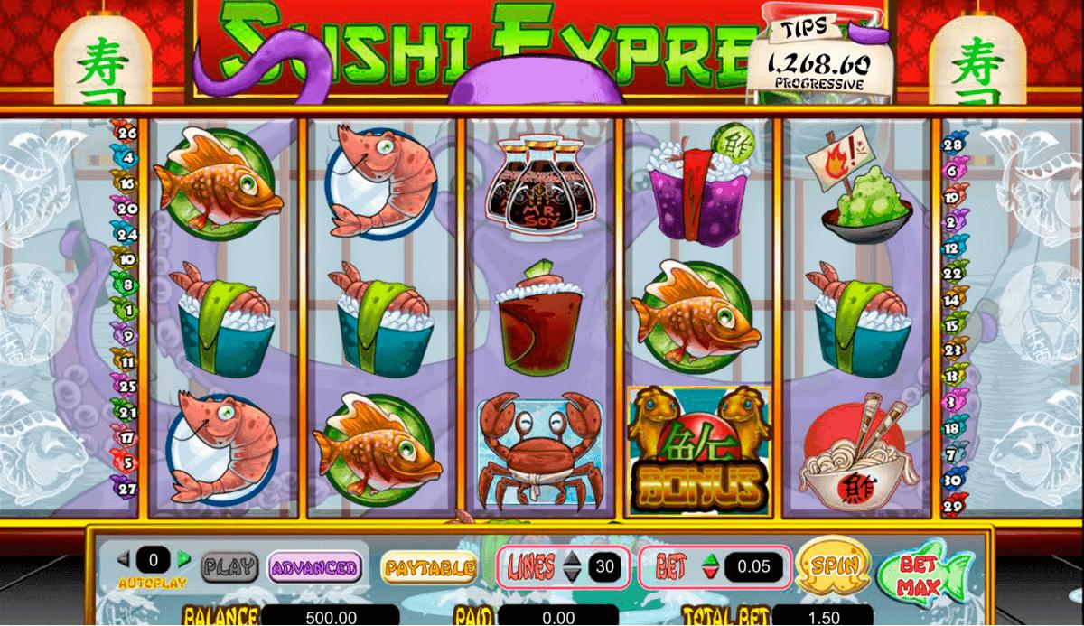 Spiele Sushi Paradise - Video Slots Online