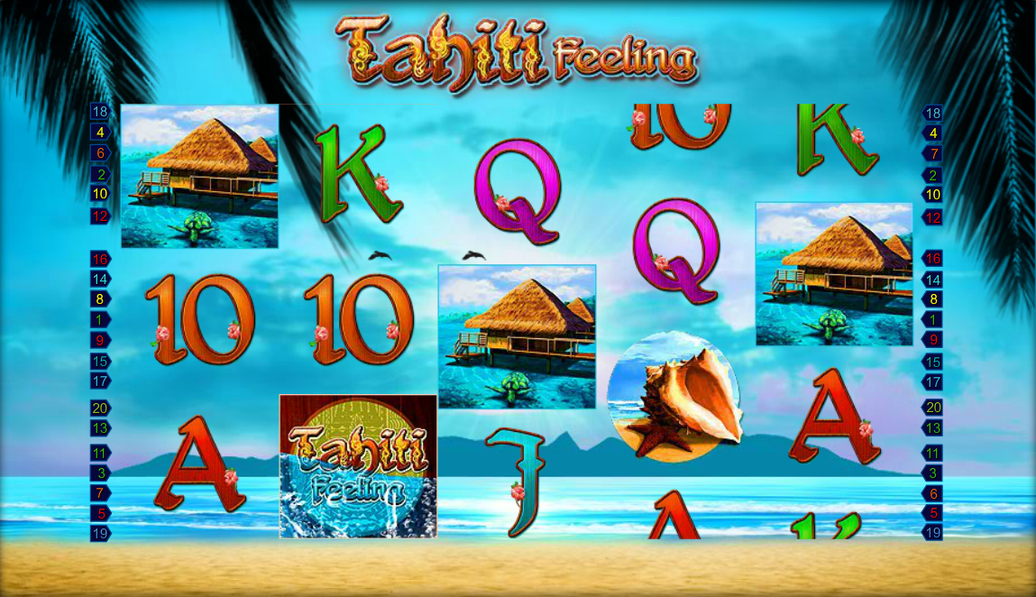 Spiele Tahiti Feeling - Video Slots Online