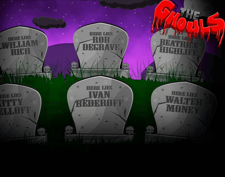 The Ghouls slot machine no registration